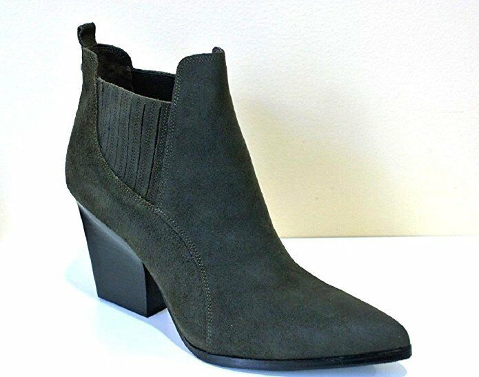 Donal J Pliner donna Vale Pull On Loden Suede Ankle stivali 10 NEW IN BOX