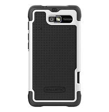 Ballistic SG1075-M385 Case for Motorola Droid RAZR M aka XT907 - Black/White