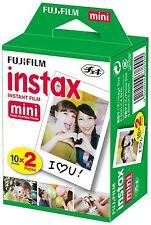 Pellicola Istantanea FujiFilm Instax Mini Comp. Polaroid/Diana 20 foto