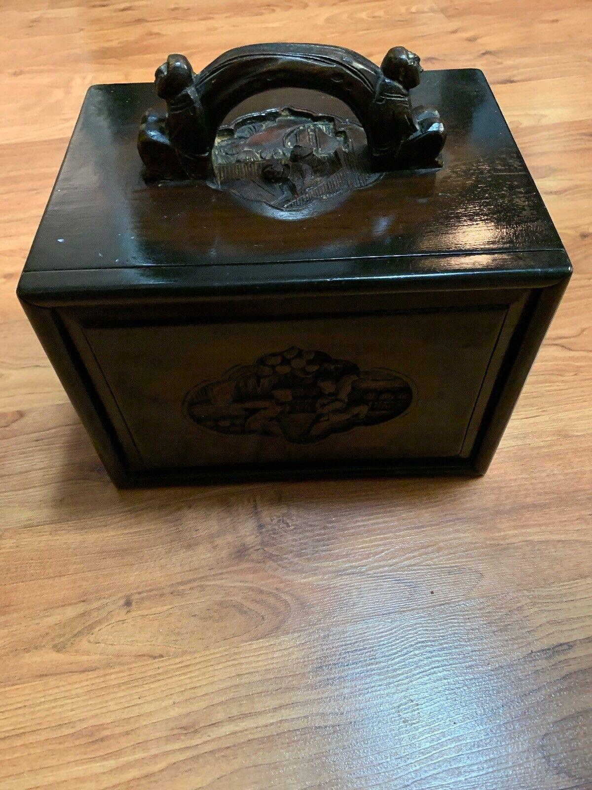 1930 Vintage Mah jong Set