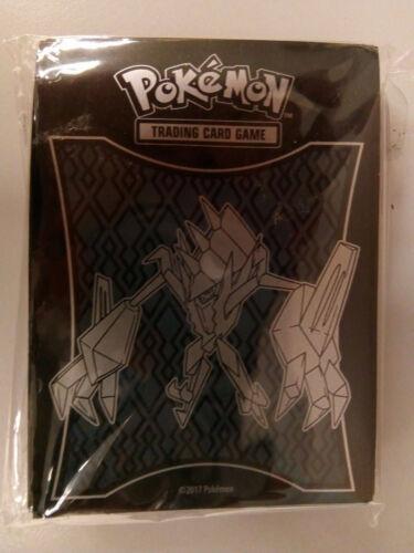 Pokemon Necrozma GX Card Sleeves Burning Shadows Elite Trainer Box