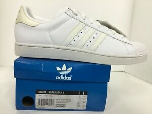 Details about Adidas Mens Superstar II Style #664818 Size 12