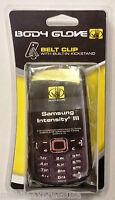 Body Glove Case W/clip For Samsung Intensity 3 U485 (black)