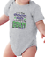 Details about  /Infant creeper bodysuit One Piece t-shirt I/'m The Good Kid My Brother/'s The Brat