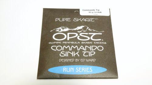Opst Commando Tip 10 ft 3 KM sinktip s2 s4 s6 Commando Tip 10 ft 3 sinkraten