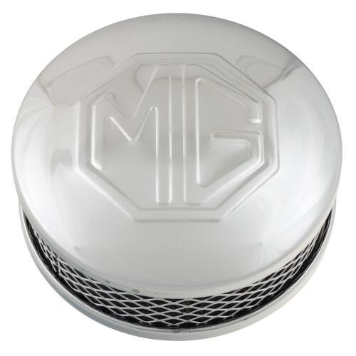 "Tourist Trophy • NEW GAC1055X SU Carburettors 1-1//2/"" MG Logo MG Air filter"