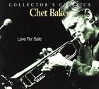 Love for Sale [Just a Memory] by Chet Baker (Trumpet/Vocals/Composer) (CD, May-2005, Just a Memory Records)