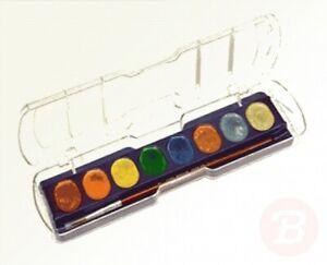 GIOTTO Metallic Watercolors 8 Box