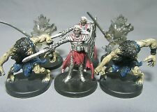 Dungeons & Dragons Miniatures Lot  Warrior Wight Shade Knight !!  s91