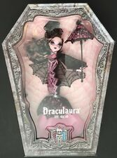 Monster High Draculaura Deluxe Collector Doll New
