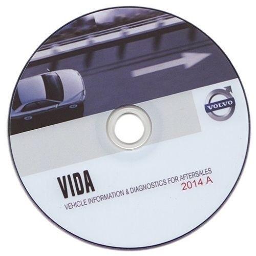 repair manuals and /& spare parts Volvo VIDA 2014 manuali riparazioni e ricambi