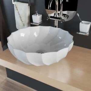 Keramik Aufsatzwaschbecken Waschschale Waschtisch Waschbecken Schale
