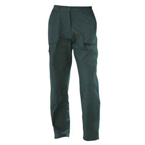 Regatta Women/'s Workwear Action Protectrice Multi Poche Pantalon Cargo non doublée