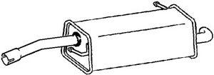 Klarius-FE946T-Caja-Posterior-Trasera-de-Escape-Mazda-2-Dy-y-Ford-Fiesta-MK5-JH-JD