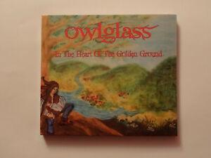 Owlglass - In The Heart Of The Golden Ground - CD 2018