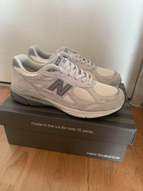 Size 10.5 - New Balance 990v3 Navy White