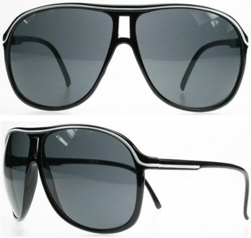 Black Retro Plastic Pilot Sunglasses Various Colours