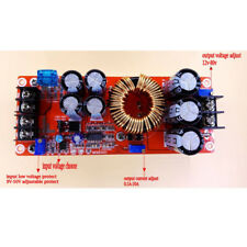 20a 1200w Dc Converter Step Up Buck Boost Power Supply Module 8 60v To 12 83v C