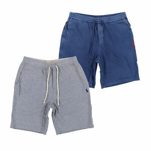 Polo-Ralph-Lauren-Mens-Shorts-Lounge-Pants-Spa-Terry-Cloth-Bottoms-Sweatshorts
