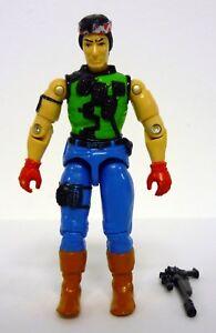 Gi Joe Spirit Vintage Figurine Articulée Air Commandos Complet C8 V3 1992