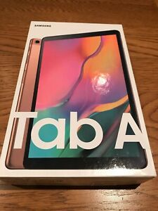 Samsung-Galaxy-Tab-A-2019-32GB-Wi-Fi-10-1in-Gold-A1-Condition-perfect