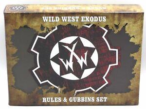 Wild West Exodus Action /& Adventure Decks  ADD/'L ITEMS SHIP FREE
