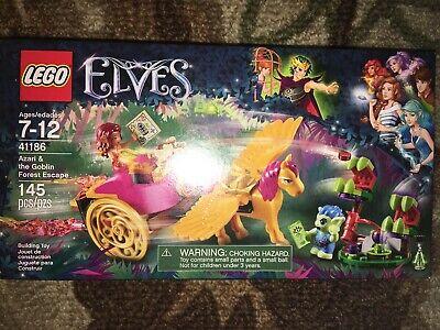 LEGO 41186 Elves Azari /& the Goblin Forest Escape 1 Guxlin the Goblin New