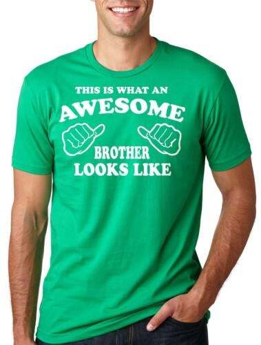 Brother T-shirt gift for Brother awesome Brother Tee Shirt
