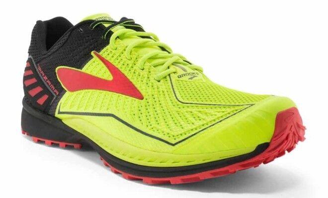 NEW Men's (CHOOSE SZ) BROOKS Mazama Trail Running Shoe. 110235 1D 716. NITELIFE.