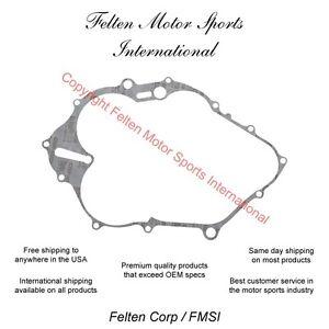 New Clutch Cover Gasket For Yamaha YFM660R Raptor 660R 2001-2005