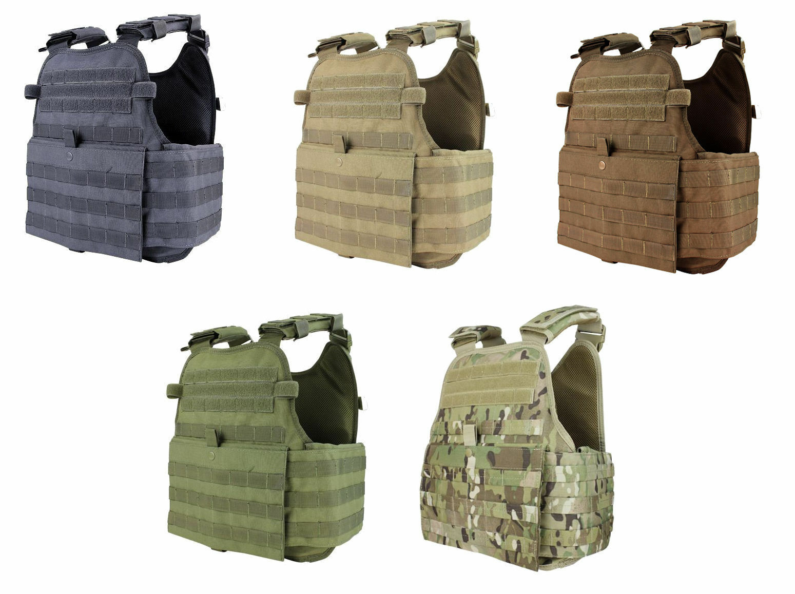 Condor MOPC Modular Operator Plate Carrier Armored Vest   exclusive designs