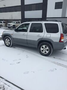 AWD Mazda Tribute