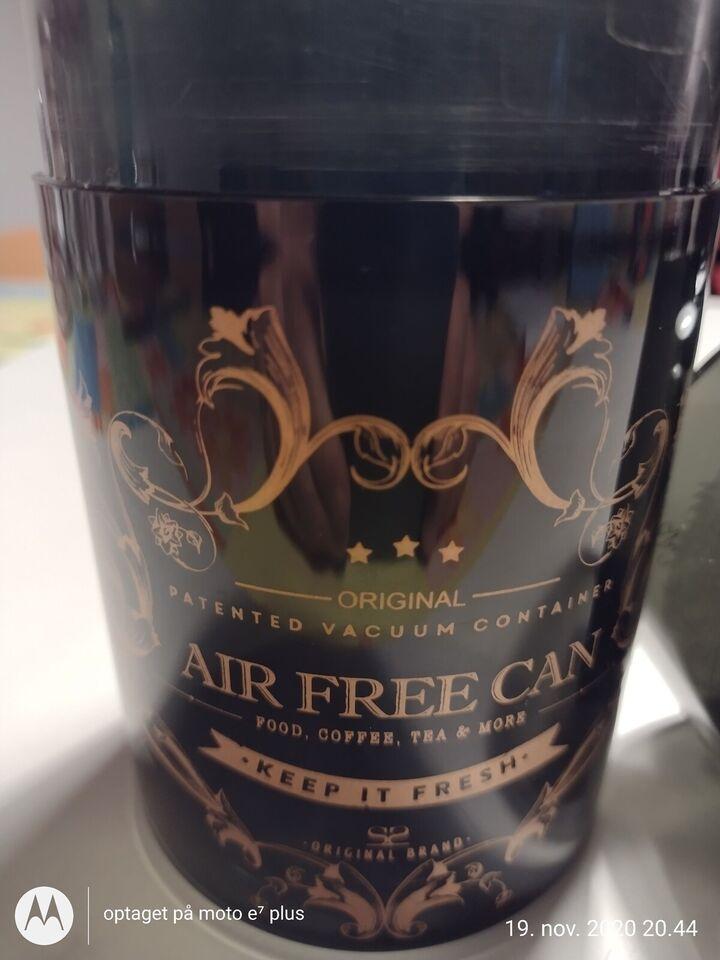 Kaffedåse, Espresso Gear Vakumdåse