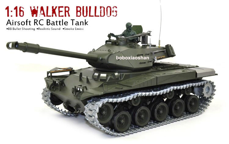 Radiocouomodo RC autoro armato da battaglia Walker Bull Cane  1 16 Pro Mettuttio  vendita economica
