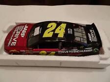 NASCAR JEFF GORDON 24 AARP/DRIVE TO END HUNGER 2013