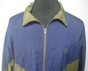 Image is loading JCPenney-USA-Olympic-Warmup-Zip-Up-Windbreaker-Jacket- f42a9ea9e