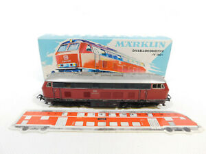 Ci25-1-Marklin-h0-ac-3075-locomotive-Diesel-Locomotive-216-025-7-DB-TOP-neuf-dans-sa-boite