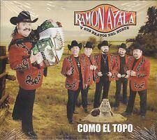 Ramon Ayala Y Sus Bravos Del Norte Como El Topo CD Caja De Carton New Sealed