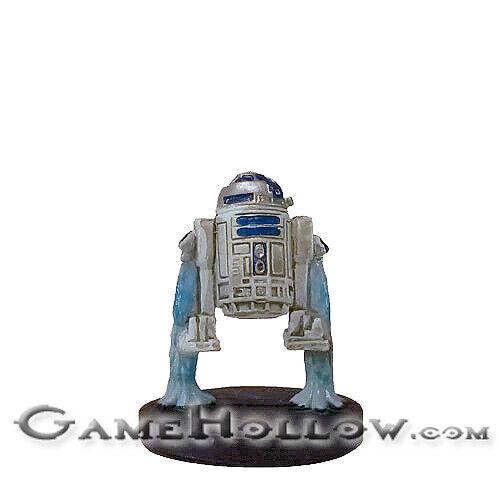 Star Wars Miniatures Revenge of the Sith R2-D2 ASTROMECH DROID #17