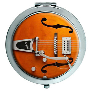 E-Gitarre Kompakter Spiegel