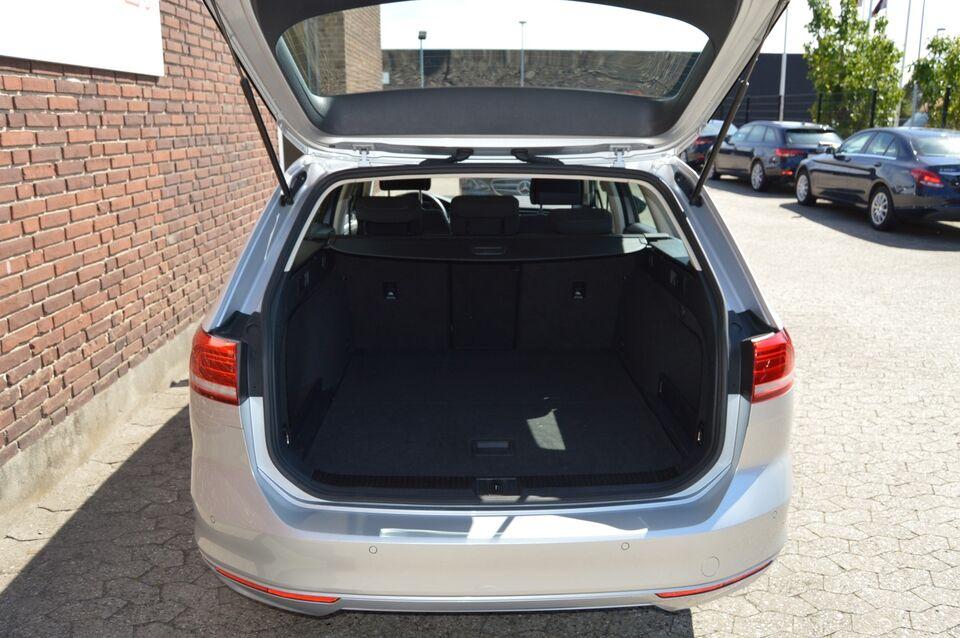 VW Passat 2,0 TDi 150 Comfort+ Vari. DSG Diesel aut.