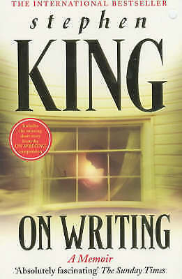 On Writing: A Memoir of the Craft, Acceptable, Stephen King, Book