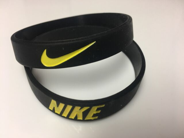promo code c6433 fe791 Nike Sport Baller Band Silicone Rubber Bracelet Wristband