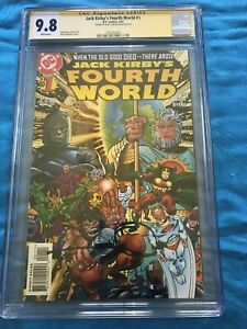 Jack-Kirbys-Fourth-World-1-DC-CGC-SS-9-8-NM-MT-Signed-by-Walt-Simonson