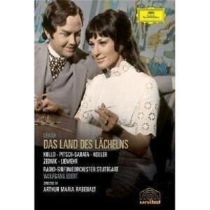 FRANZ-LEHAR-DAS-LAND-DES-LACHELNS-DVD-NEW
