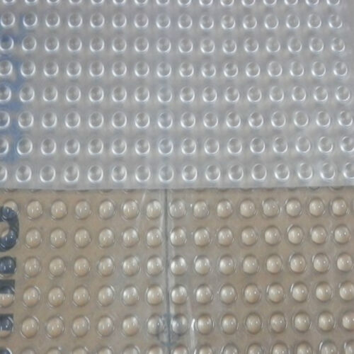 3M™ Bumpon™ Paracolpi paraurti  SJ5302 in resina Trasparente originale anti-slip
