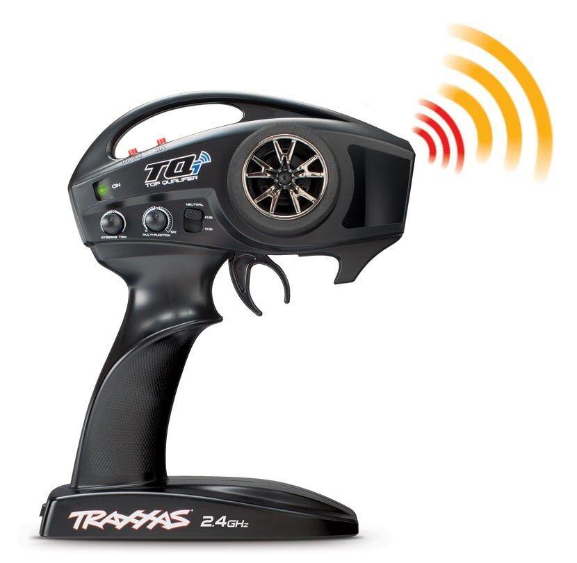 punto vendita Traxxas TQi 2.4GHz 4-Channel Radio System w Link Wireless, Wireless, Wireless, TSM & Micro Receiver  buona qualità
