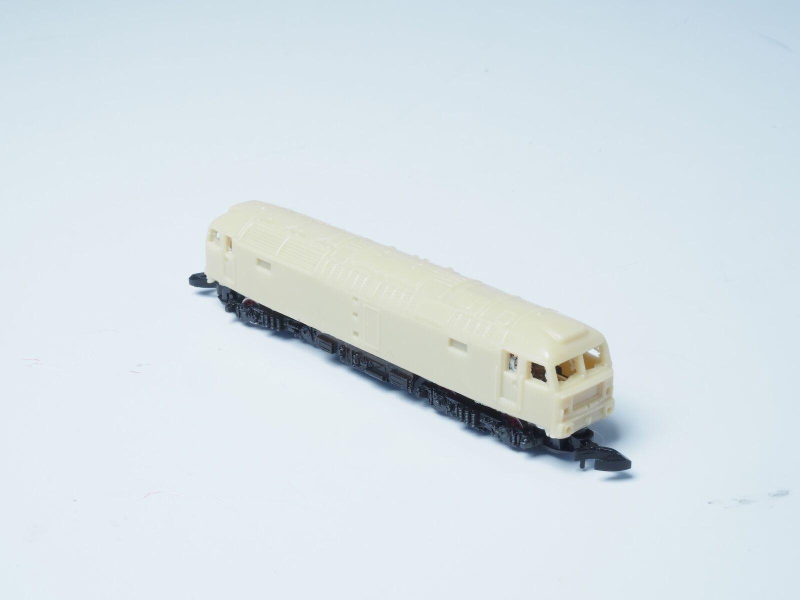 Z-Scale Carrozzeria Kit per Britannica Contorno Classe 47 Diesel Locomotiva