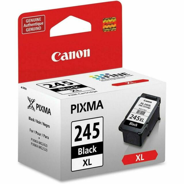 new and sealed Canon PG-245XL Original Ink Cartridge