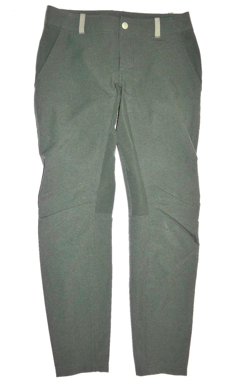New Under Armour Damenschuhe Storm HeatGear Polyester Polyester Polyester Hiking Pants Größe 4 37e0d6